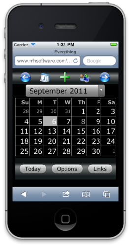 MH Software Toolbar Icon