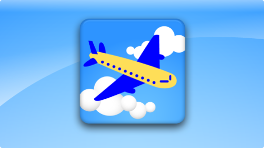 Skylog Development App Icon
