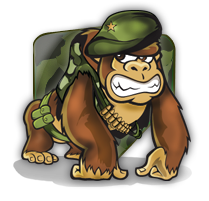 glyFX Guerilla Gorilla Sale!