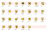 Emoticon Icon Set - 1