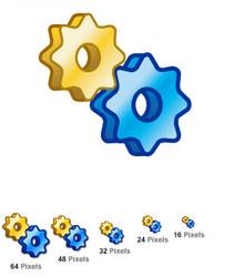 Database II Icon Set