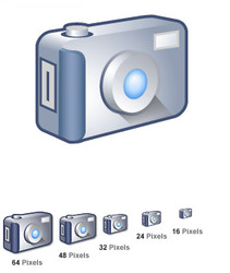 Multimedia Icon Set