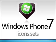 Windows Phone 7 icons sets