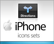 iPhone icons sets